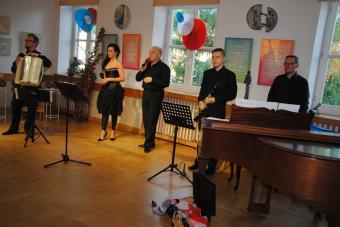 Łukasz Dąbrowski, Magdalena Tunkiewicz, Wojciech Bardowski, Adam Bardowski, Krzysztof Jaszczak