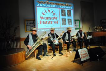Warsaw Dixe Jazzmen